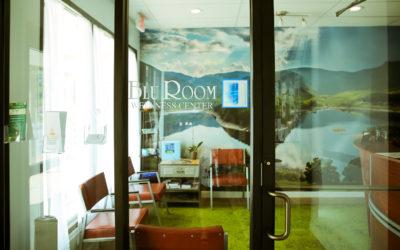 Blu Room…Healing, Peace, Empowers