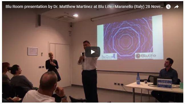 VIDEO Dr. Martinez at Blu Life
